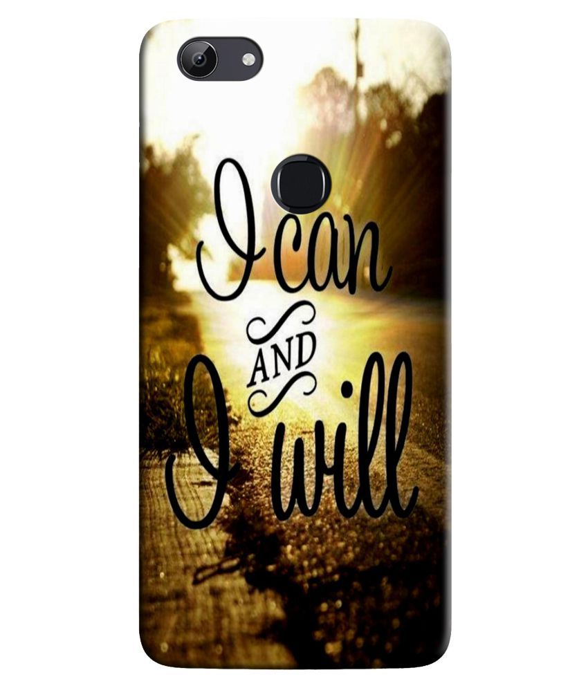 Vivo Y83 Printed Cover By HI5OUTLET