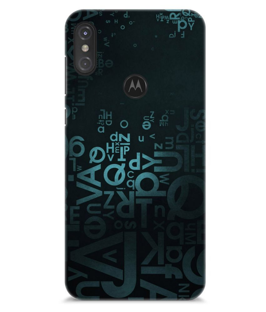 Motorola One Power Printed Cover By Chiraiyaa