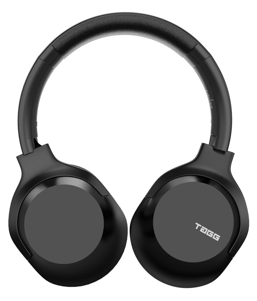 TAGG PowerBass-700 Over Ear Wireless Headphones With Mic