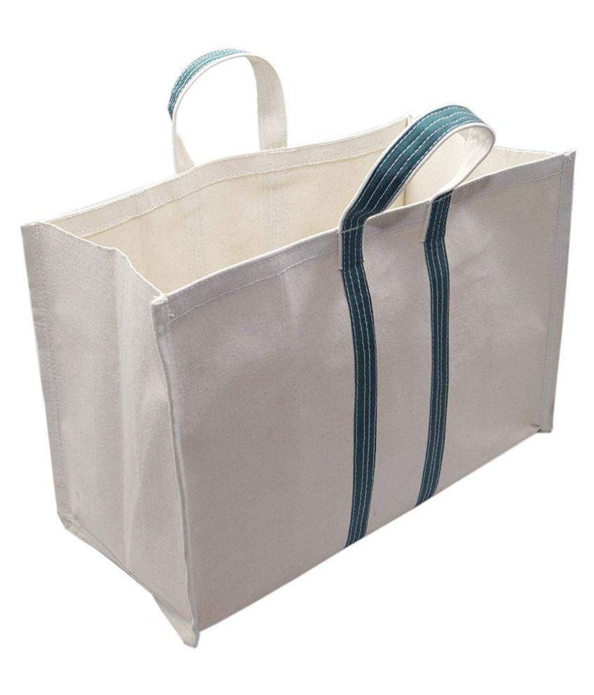 fa4a5a5d9a7 Karp White Shopping Bags - 1 Pc