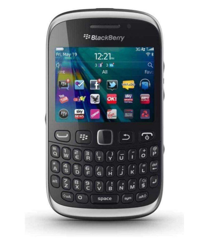 BlackBerry 9320 (Black)