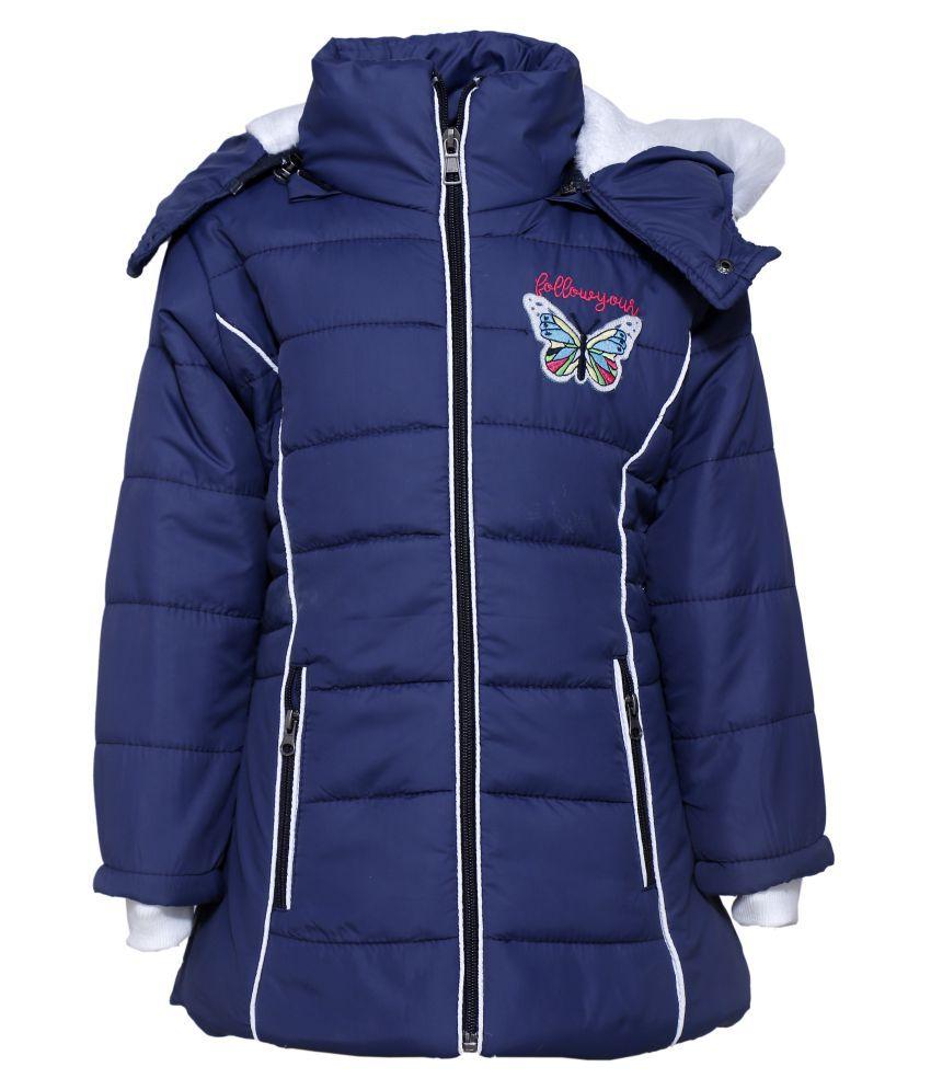 Come In Kids Girls Winter Wear Jacket