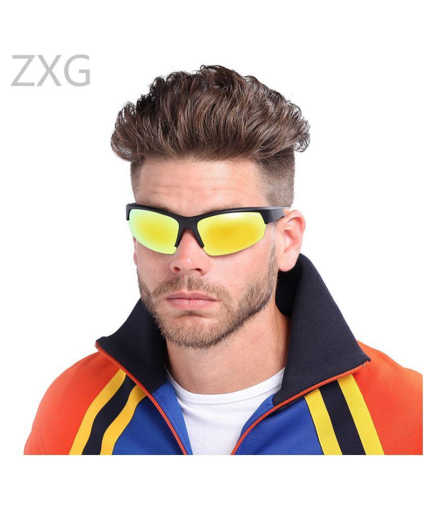Swagger Yellow Visor Sunglasses ( Fashion Sunglass Holiday Best Gifts )