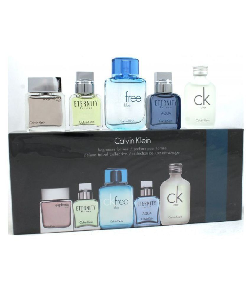 7dc769d3de CK Perfume Perfume Gift Set (Set of 5 Miniatures)  Buy Online at ...