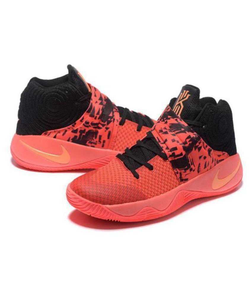 premium selection 455f1 cf7dc Nike Kyrie 2 Bright Crimson Red Basketball Shoes - Buy Nike Kyrie 2 Bright  Crimson Red Basketball Shoes Online at Best Prices in India on Snapdeal