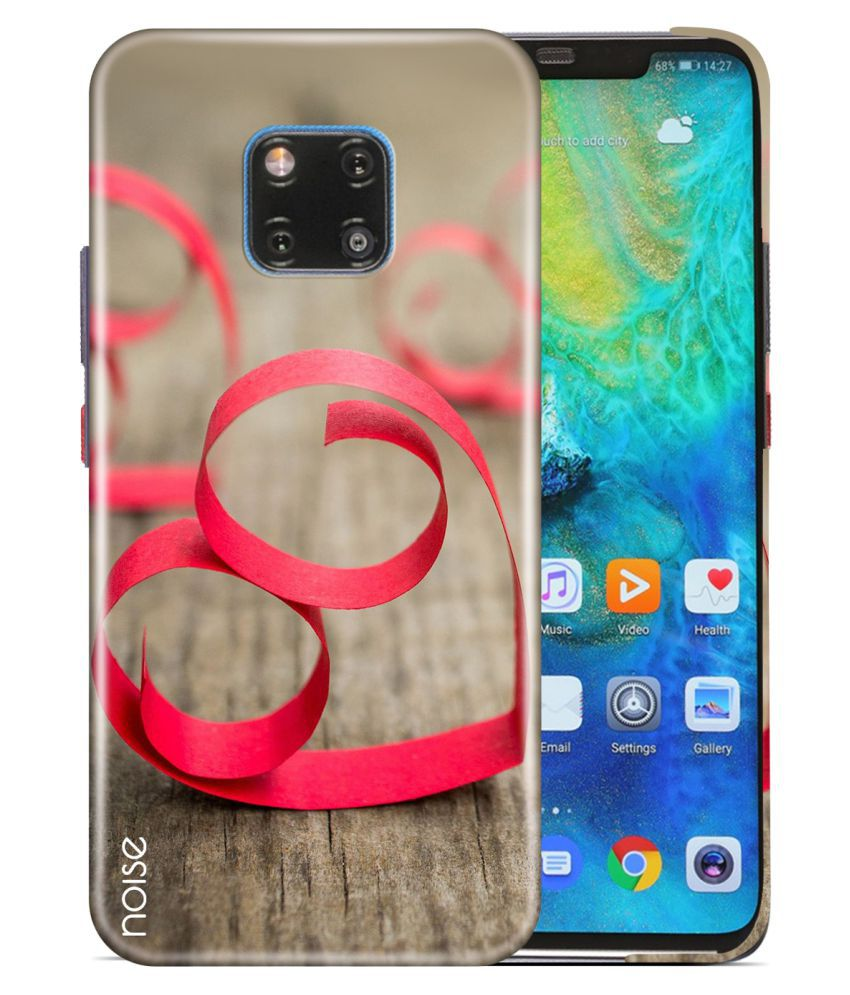 Huawei Mate 20 Pro Printed Cover By Noise