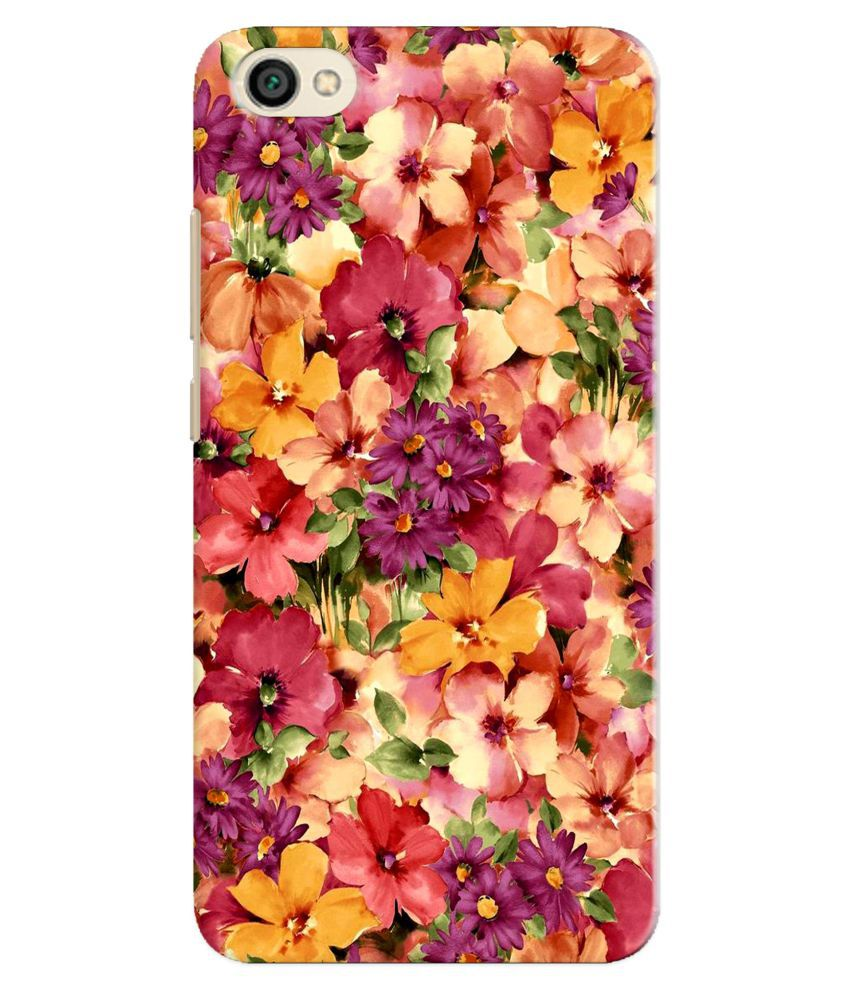 Vivo Y69 Printed Cover By HI5OUTLET