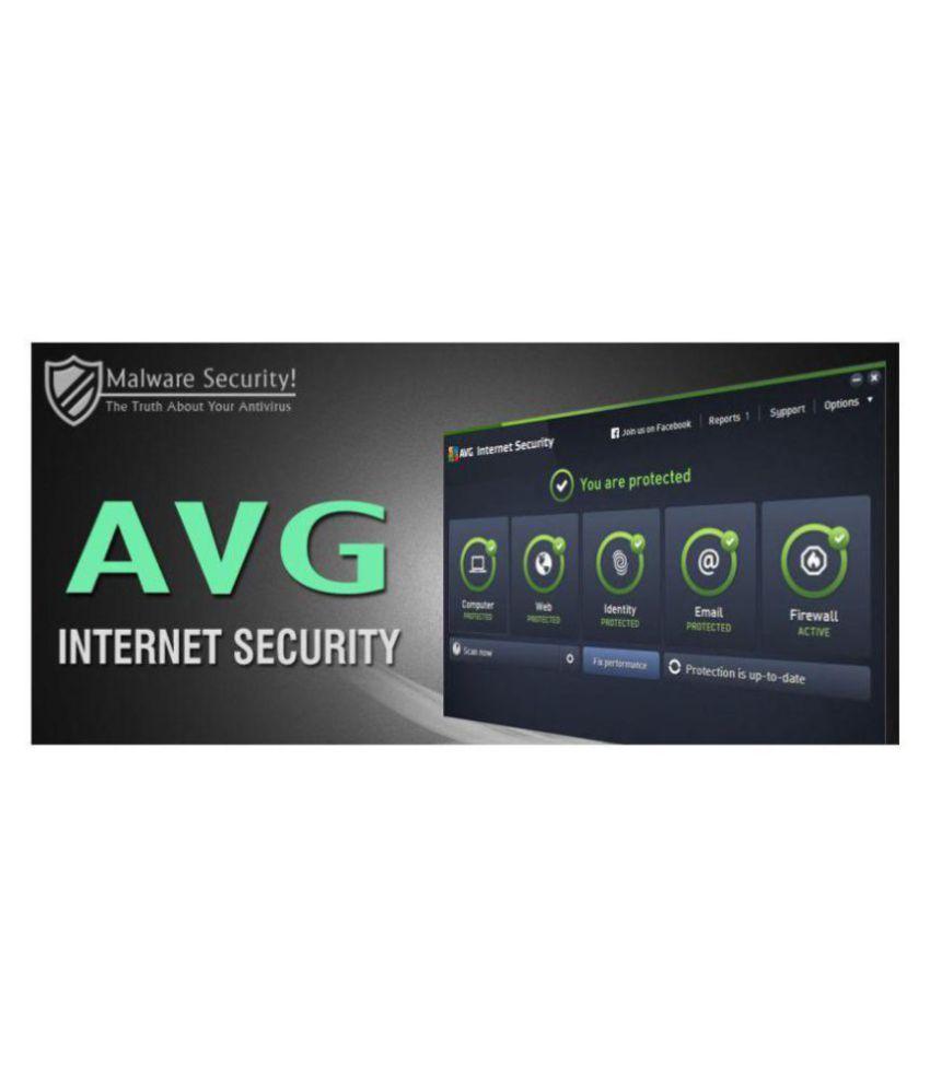antivirus avg internet security 2018