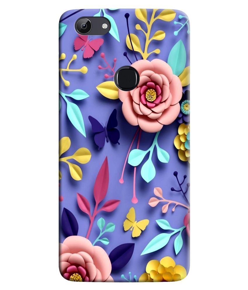 Oppo F7 Printed Cover By HI5OUTLET