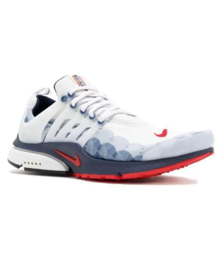 7bad4414a290c1 Nike Nike Air Presto Olympic USA White Running Shoes - Buy Nike Nike ...