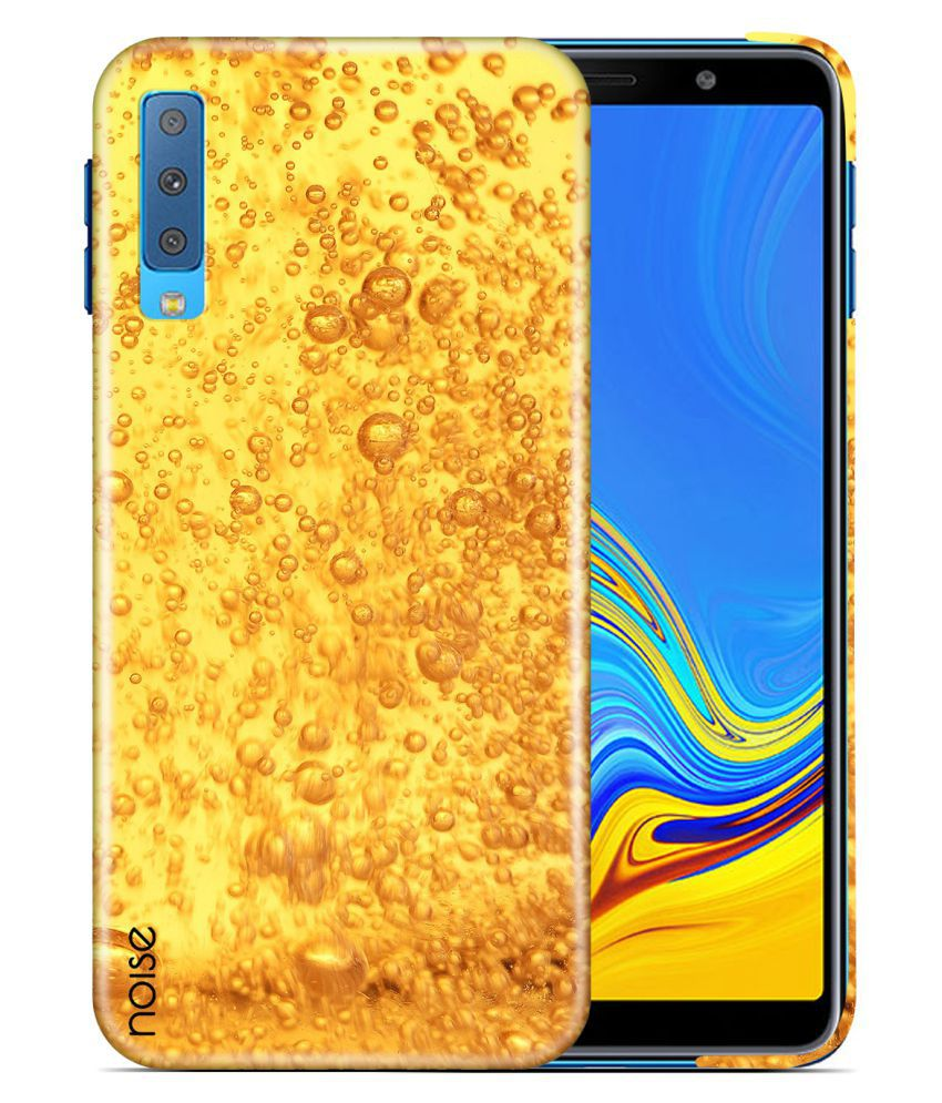 Samsung Galaxy A7 2018 Printed Cover By Noise