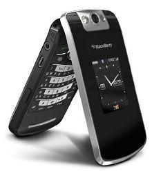 Blackberry 8220 ( 128 MB , 1 GB ) Black
