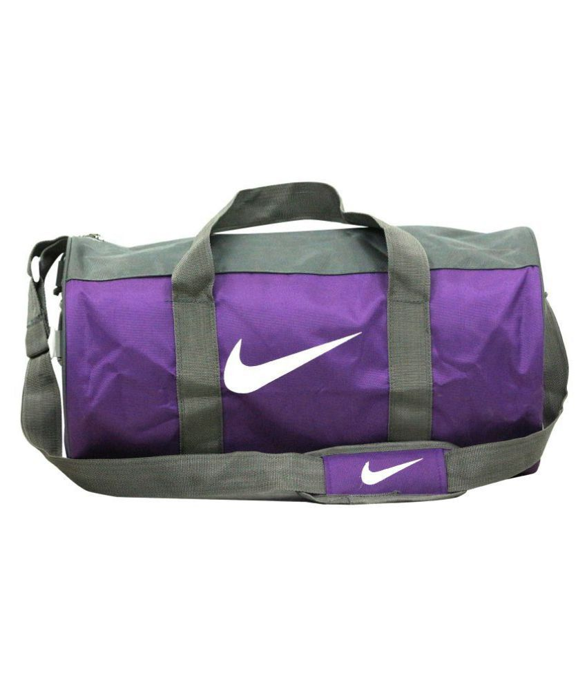 7d35d1514a Nike Medium Canvas Gym Bag Travel Duffle - Buy Nike Medium Canvas Gym Bag  Travel Duffle Online at Low Price - Snapdeal