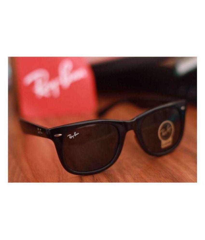 82da836bc6 RayBan Sunglass Black Wayfarer Sunglasses RayBan Sunglass Black Wayfarer  Sunglasses ...