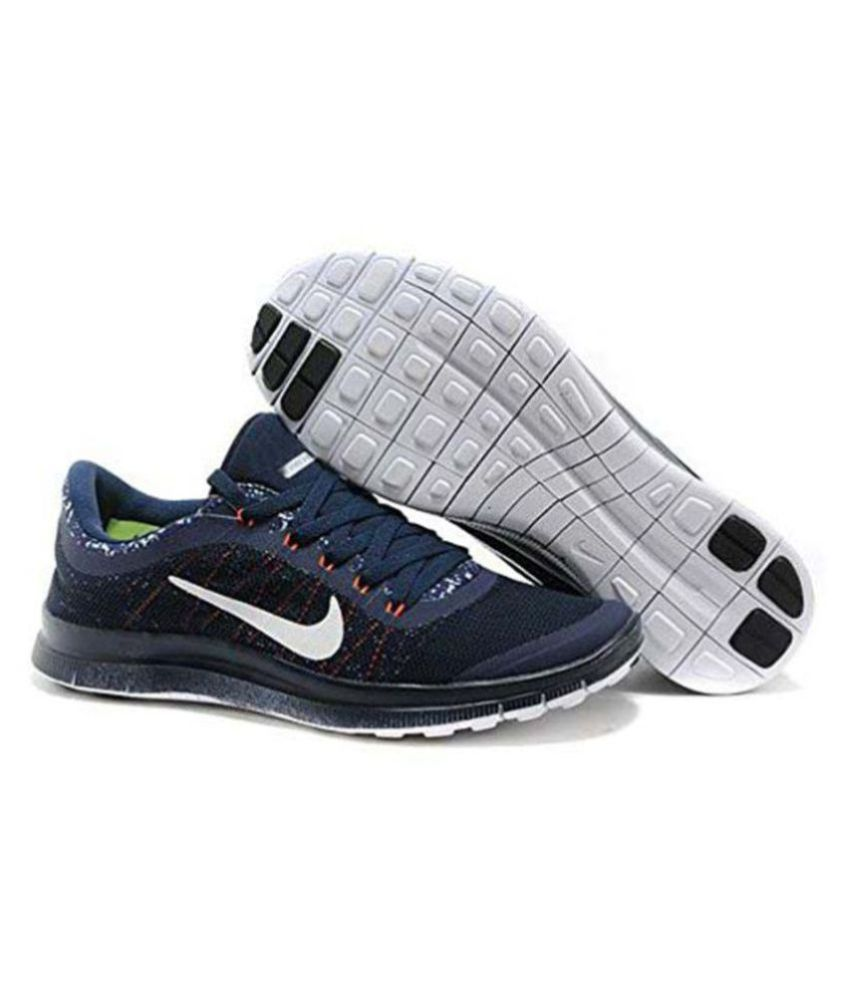 358324f211bc Nike 1 Navy Running Shoes - Buy Nike 1 Navy Running Shoes Online at ...