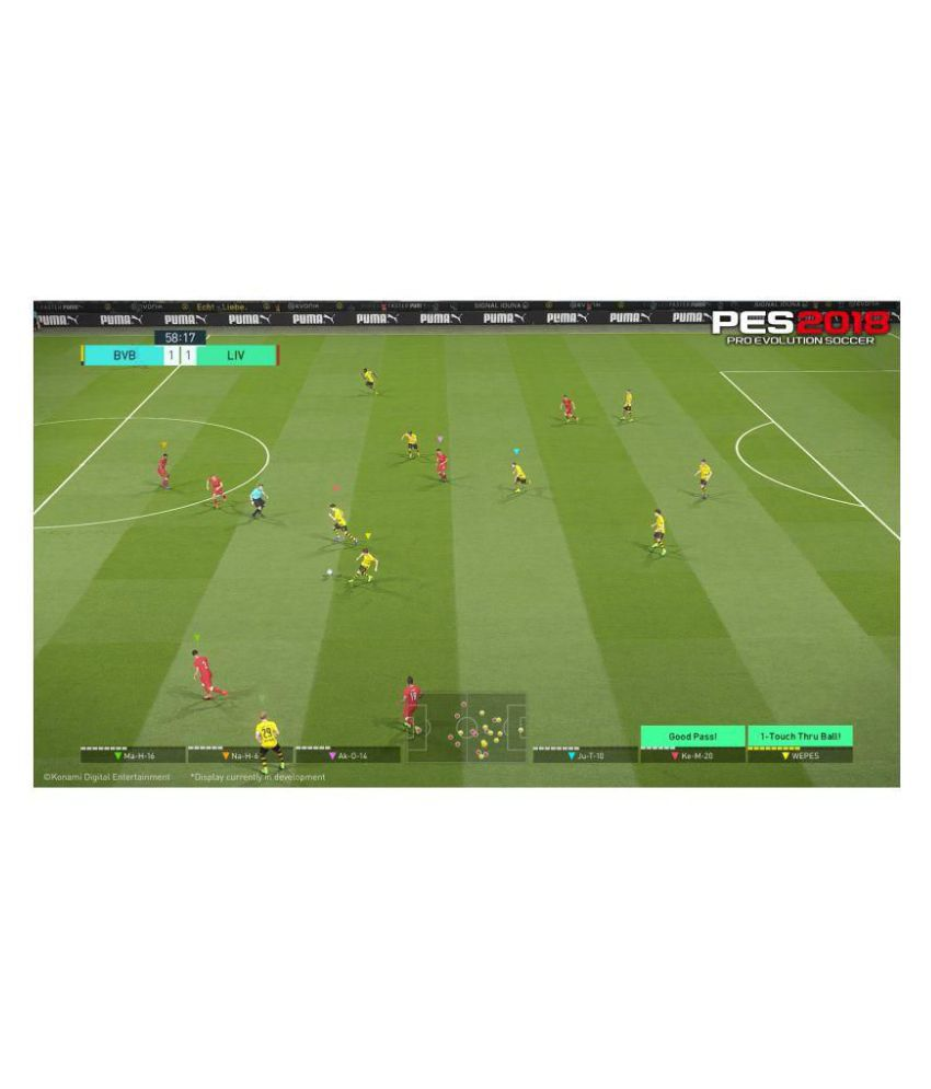 best pc soccer game