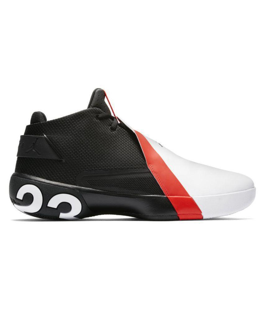 3ebeb7e5305d Nike Jordan Ultra Fly 3 Black Basketball Shoes - Buy Nike Jordan ...
