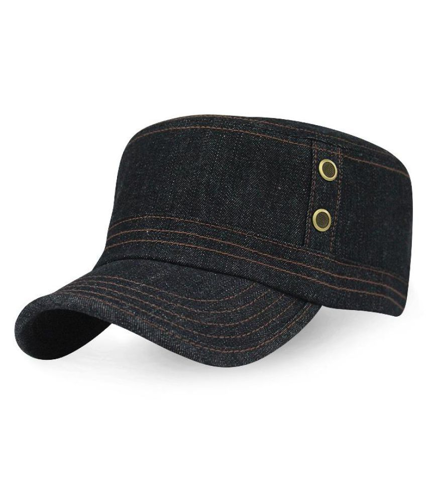 95c66a1ed19 Mens Women Summer Breathable Cowboy Baseball Caps Outdoor Sunscreen Visor Flat  Top Hat  Buy Online at Low Price in India - Snapdeal