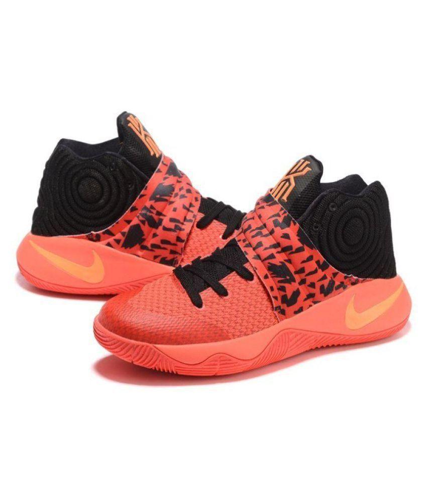 efbb27110b4 Nike kyrie 2 BHM EYBL CRIMSON RED Red Basketball Shoes - Buy Nike kyrie 2  BHM EYBL CRIMSON RED Red Basketball Shoes Online at Best Prices in India on  ...