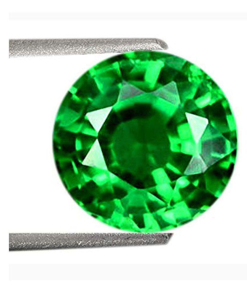 Beautiful Natural 5.25 Ratti Green Stone