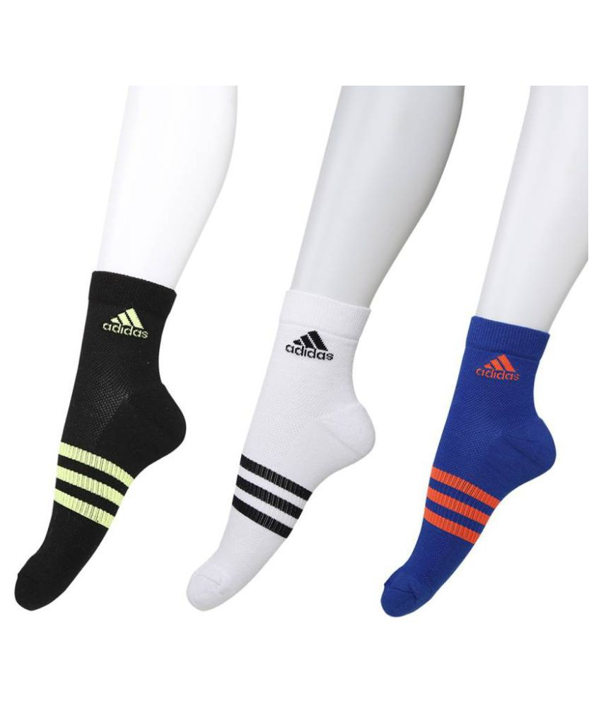 Adidas Multi Casual Ankle Length Socks