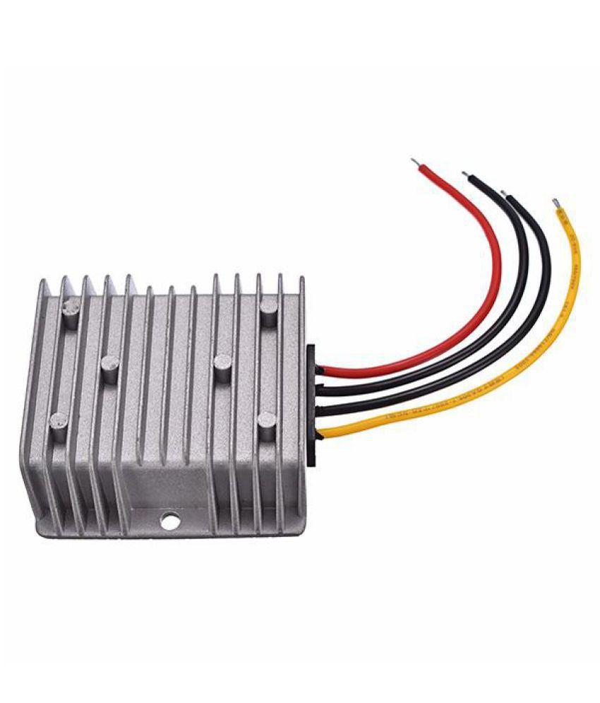buck converter step down dc 24v to 12v 30a 360w car power supply voltage  regulator