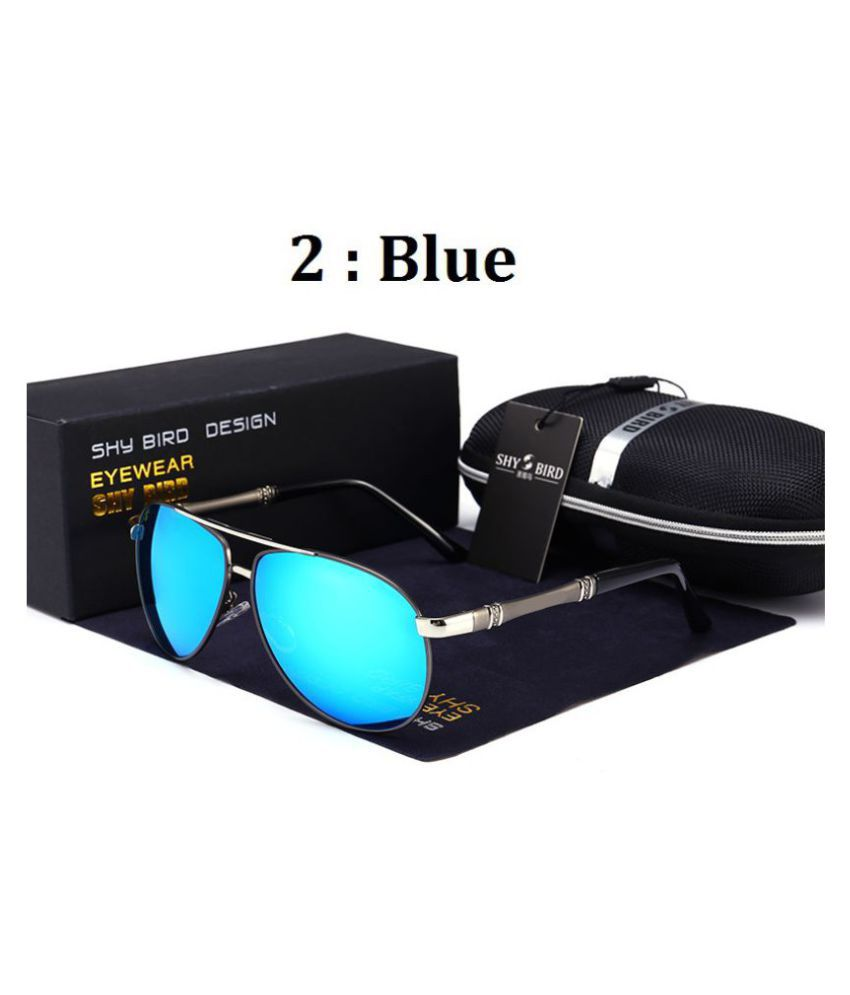 5dab44cfdac ... YOLO Black Blue Men Vintage Aluminum HD Polarized Sunglasses Classic  Brand Sun glasses Coating Lens Driving Shades