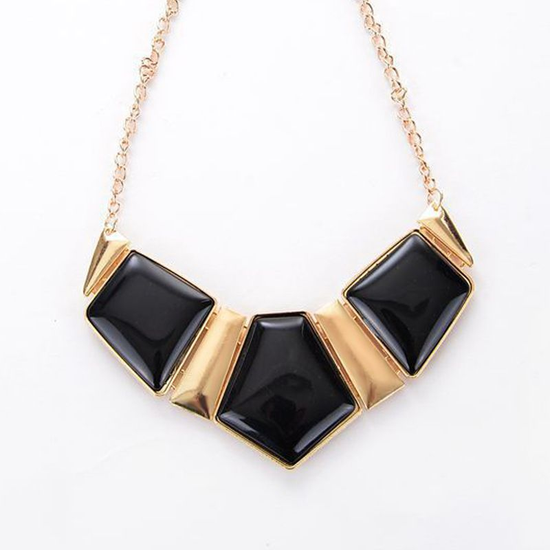 YOLO Alloy Golden Other Contemporary/Fashion None Necklace