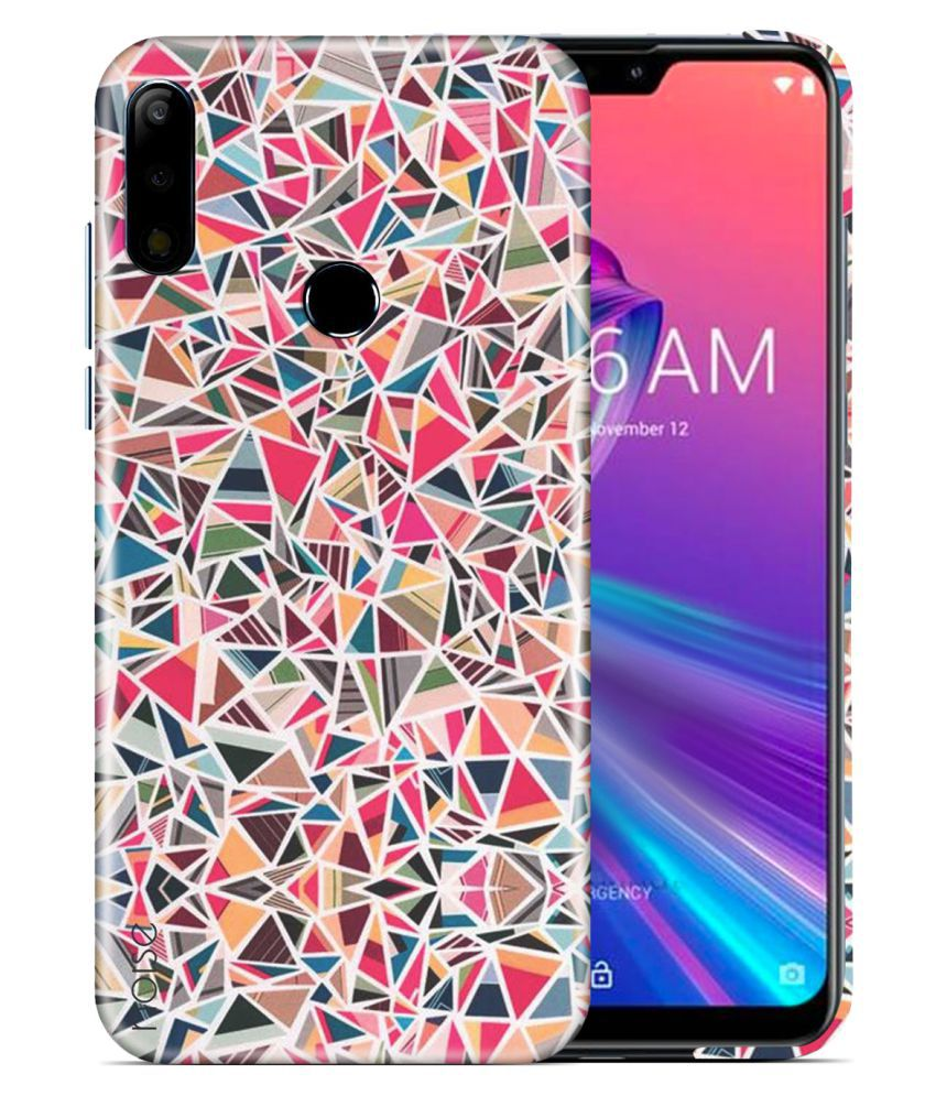 Asus Zenfone Max Pro M2 Printed Cover By Noise