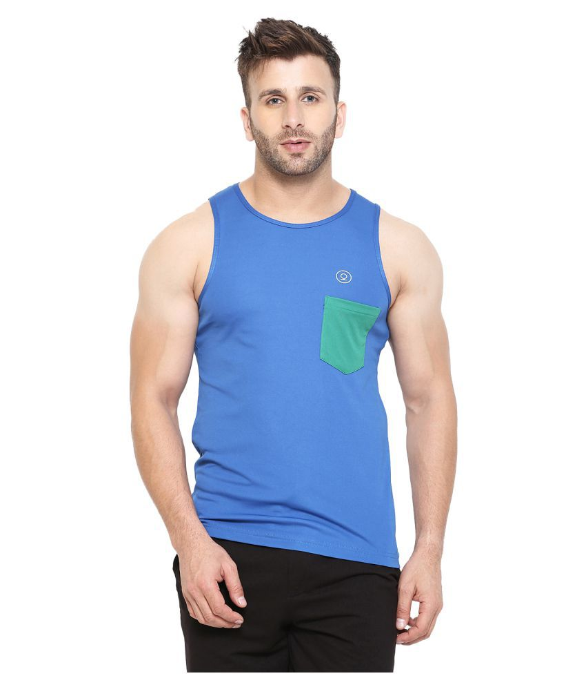 CHKOKKO Sleeveless Gym and Sportswear Tank Tops Sports Tshirt or Vests for Men