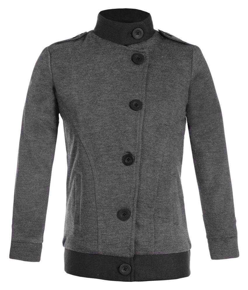 Naughty Ninos Boys Grey Fleece Sweatshirt