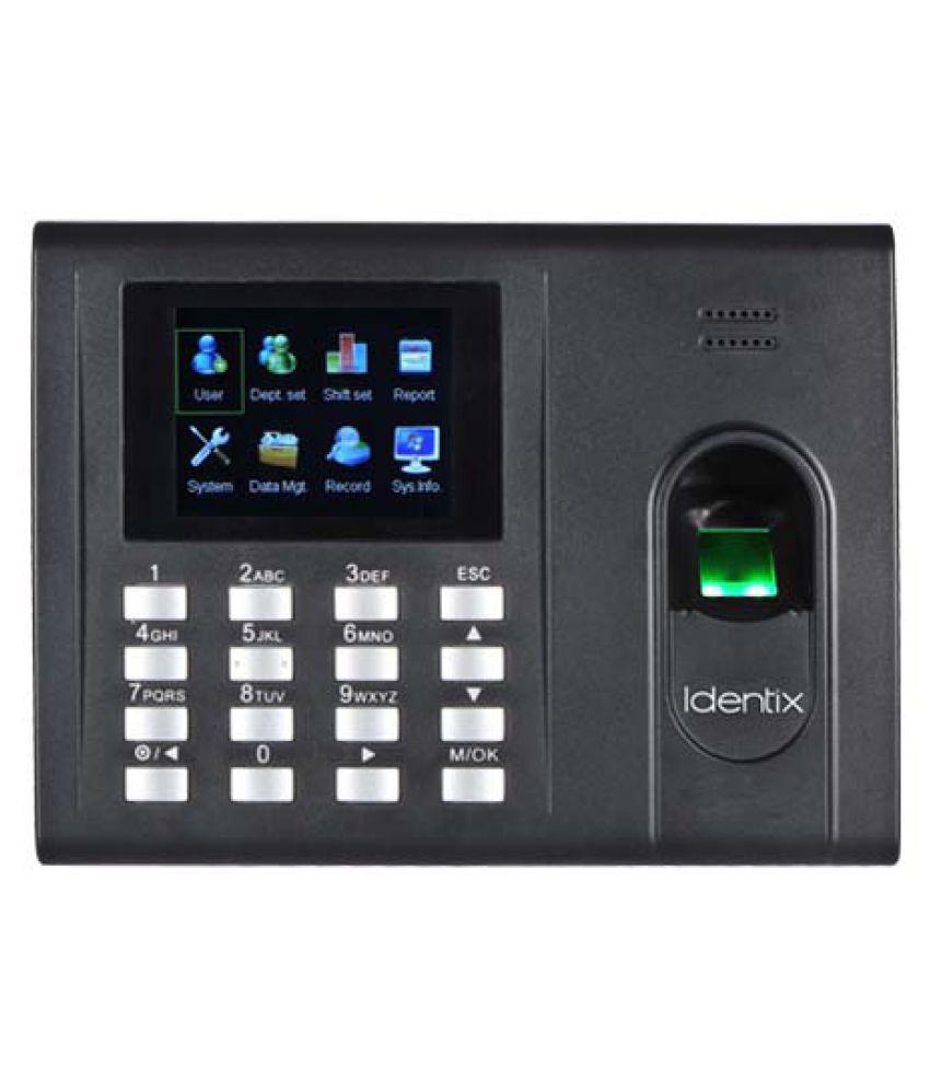 eSSL K30 Pro Fingerprint Biometric Attendance Machine with Battery