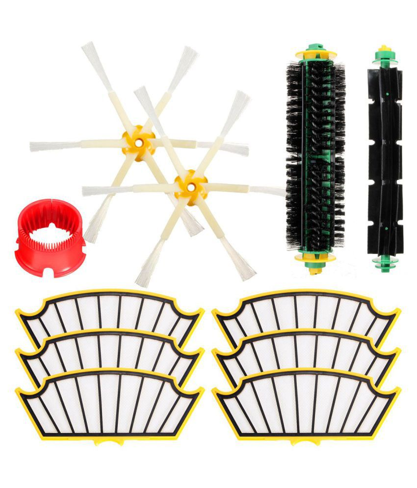 Brush filter kit For iRobot Roomba 500 530 540 550 560 570 580 551 561 555