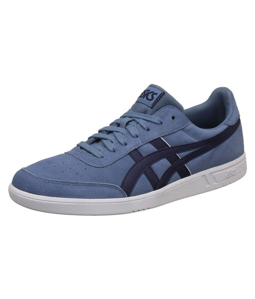 comentario Revocación Transición  Asics Sneakers Blue Casual Shoes - Buy Asics Sneakers Blue Casual Shoes  Online at Best Prices in India on Snapdeal