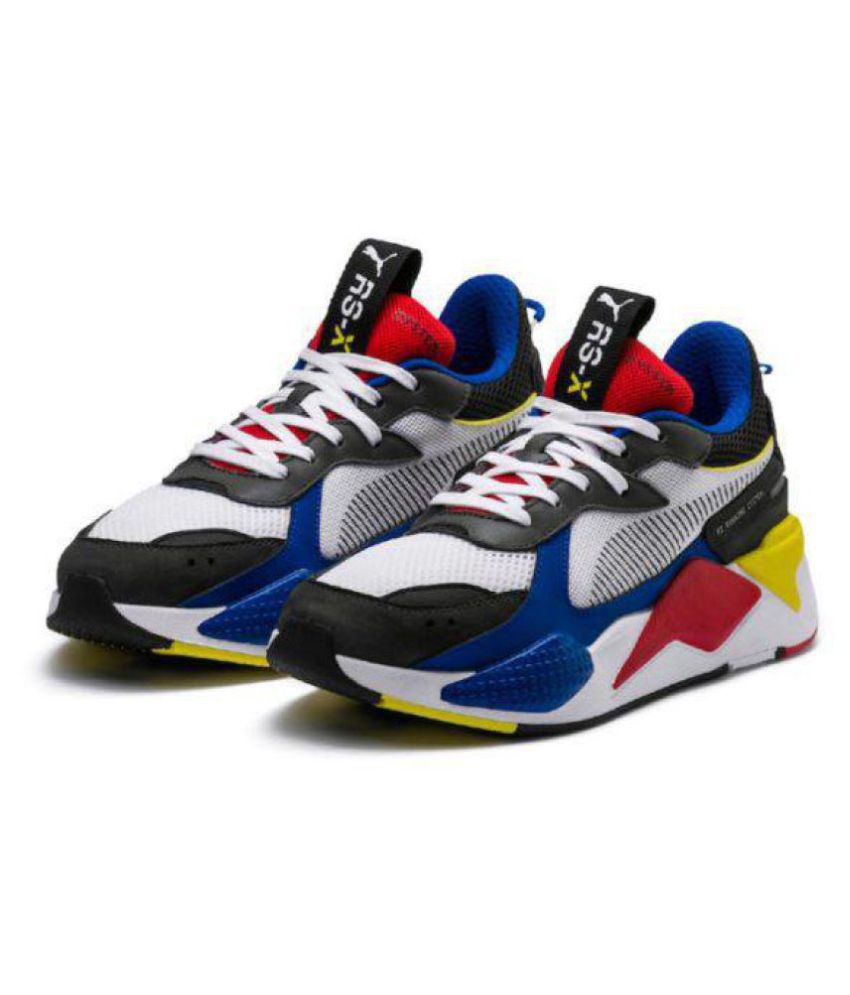 Camino piel Tranquilidad  Puma RS-X TOYS Multi Color Basketball Shoes - Buy Puma RS-X TOYS Multi  Color Basketball Shoes Online at Best Prices in India on Snapdeal