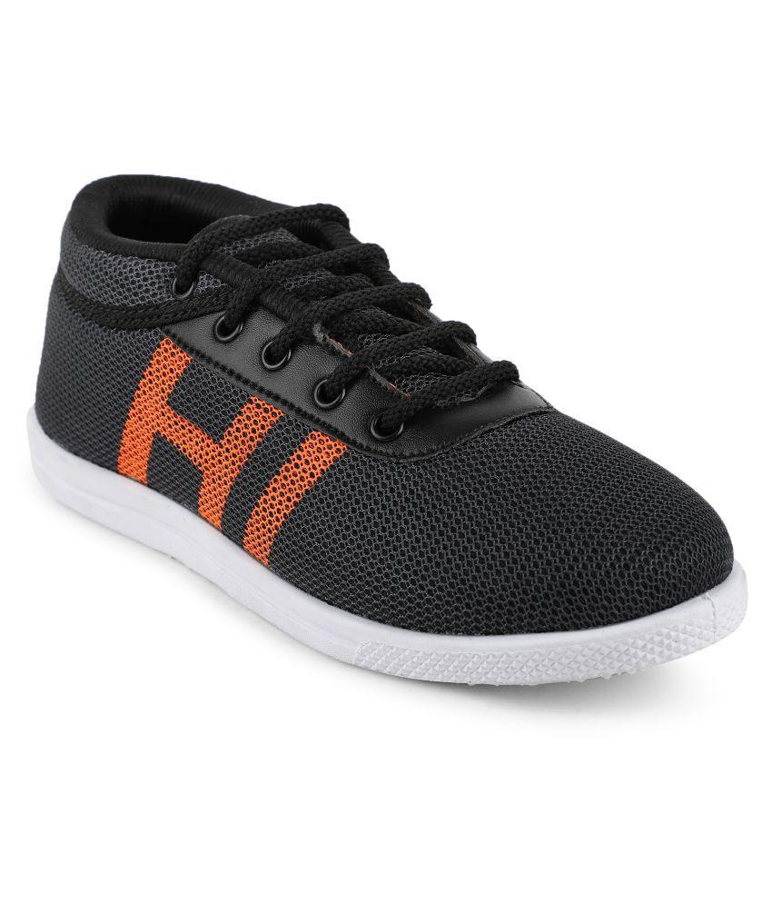 PU-SPM Gray Casual Shoes