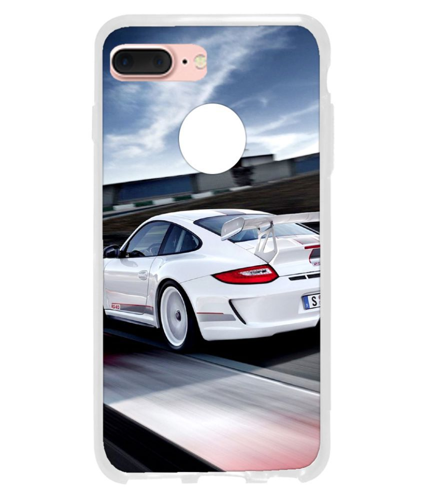 Apple iPhone 7 Plus Printed Cover By aadia