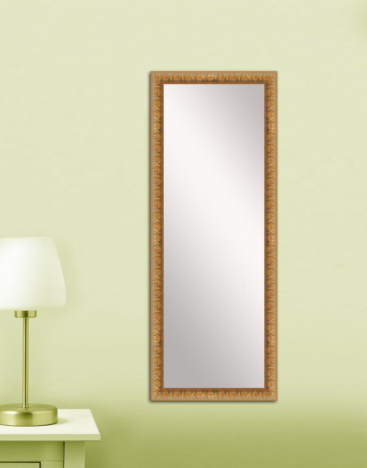 Elegant Arts & Frames Mirror Wall Mirror ( 91 x 30 cms ) - Pack of 1