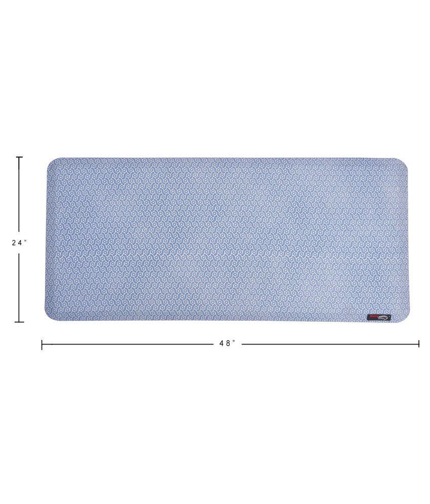 Duro COMFORT Just Relax Blue Single Floor Mat