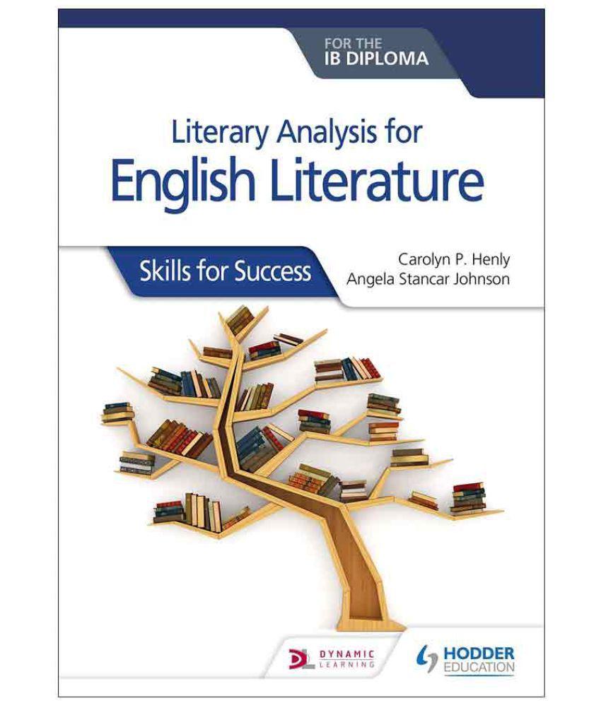 Buy literary analysis