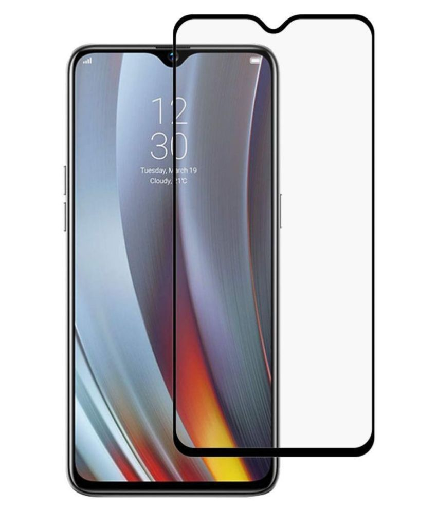 Xiaomi Redmi Note 8 Tempered Glass Screen Guard By lenmax Japanese Advance Screen Protector Technology