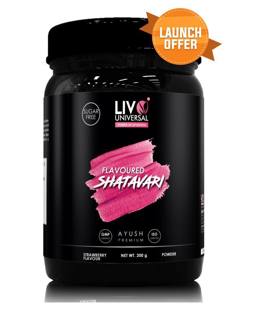 Livo Universal Flavoured Shatavari Extract Powder 100 gm