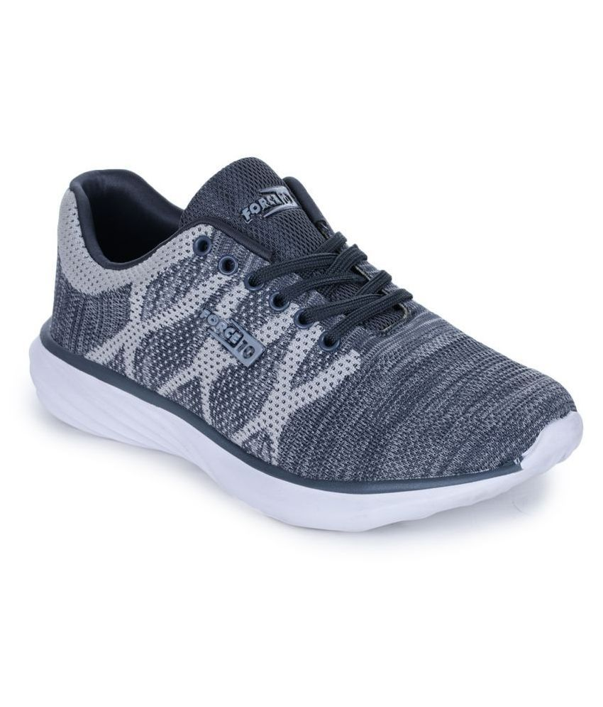 FORCE 10 By Liberty Gray Running Shoes