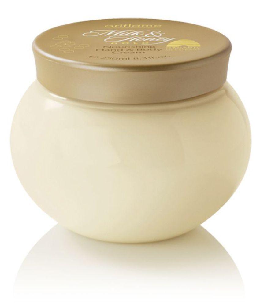 Milk & Honey Gold nourishing Hand & Body Cream Moisturizer 250 ml