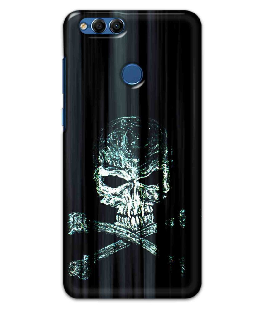 Huawei Honor 7X Printed Cover By UnboxJoy Gifts