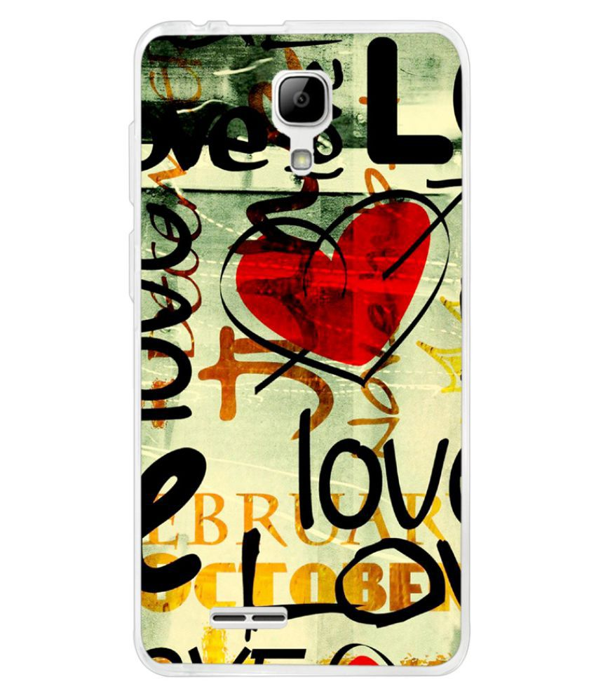 Micromax Bolt Selfie Q424 Printed Cover By aadia