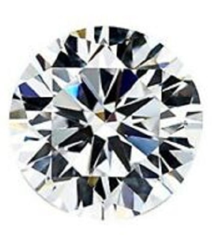 1.05 CARAT TOP RATED QUALITY GEMSTONE A1 MOISSANITE (DIAMOND) BY LAB CERTIFIED
