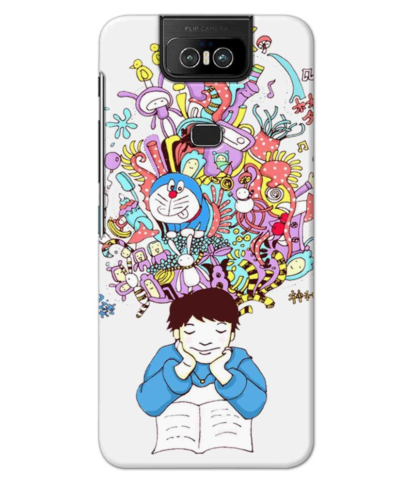 Asus Zenfone 6Z Printed Cover By UnboxJoy Gifts