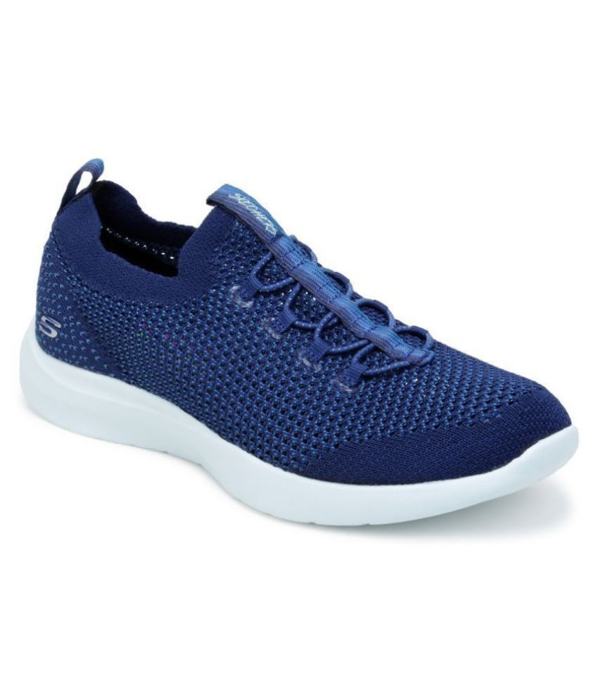 Skechers Navy Casual Shoes