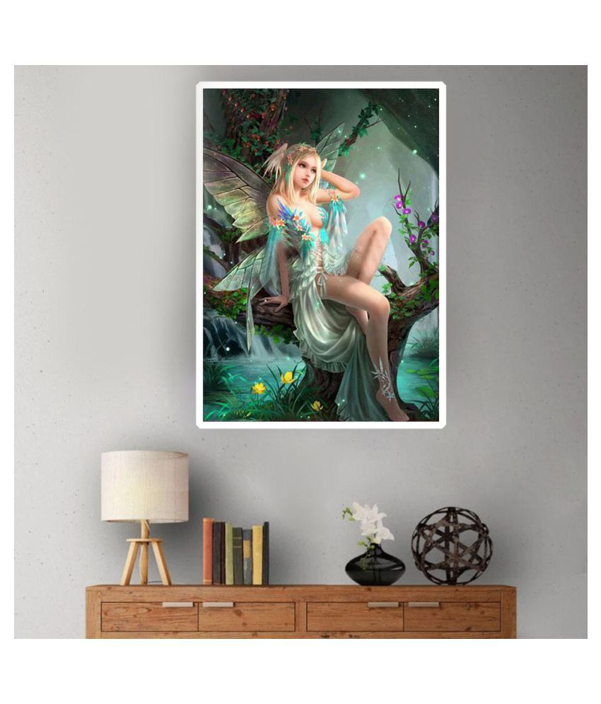 DIY 5D Full Diamond Painting Full drill Characters Fashion Embroidery Art 1062#